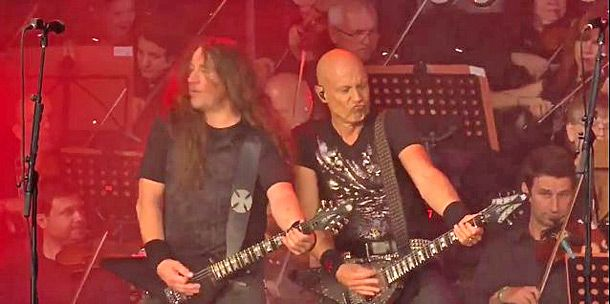 Accept y orquesta Wacken Open Air 2017