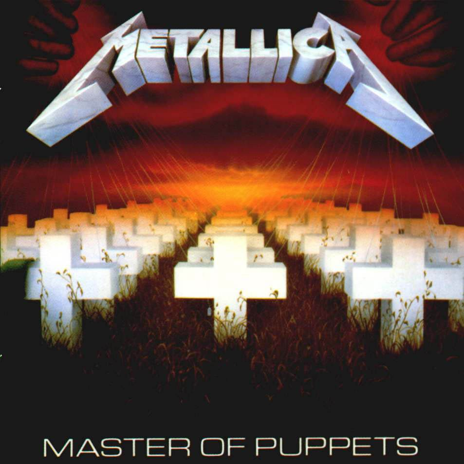 portada master of puppets