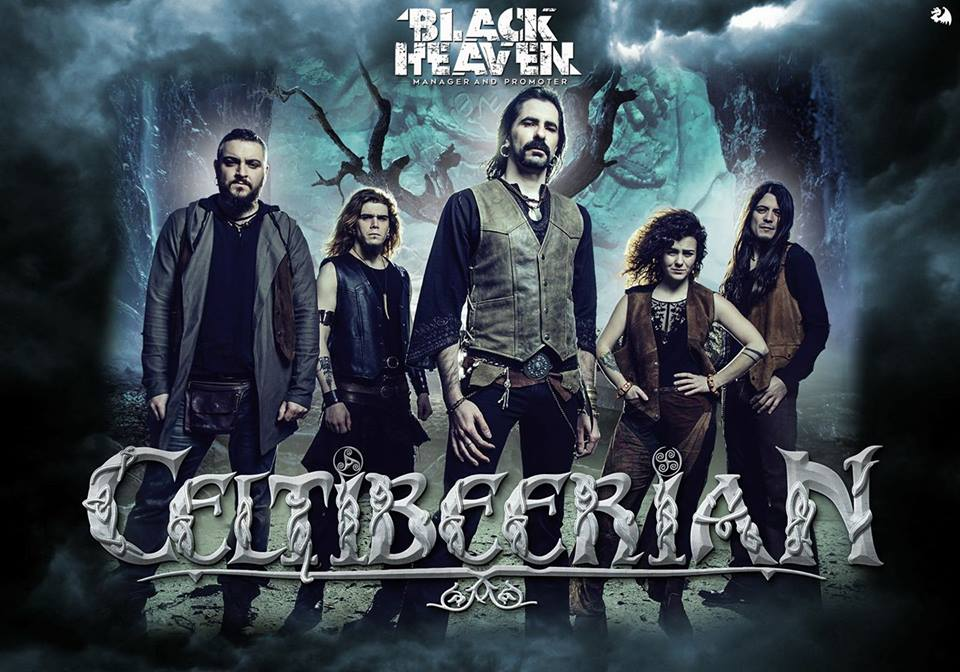 celtibeerian black heaven