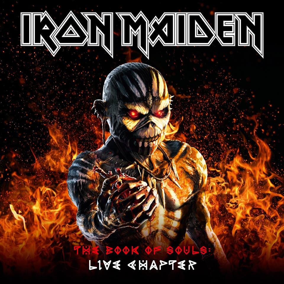 the book of souls live chapter iron maiden portada