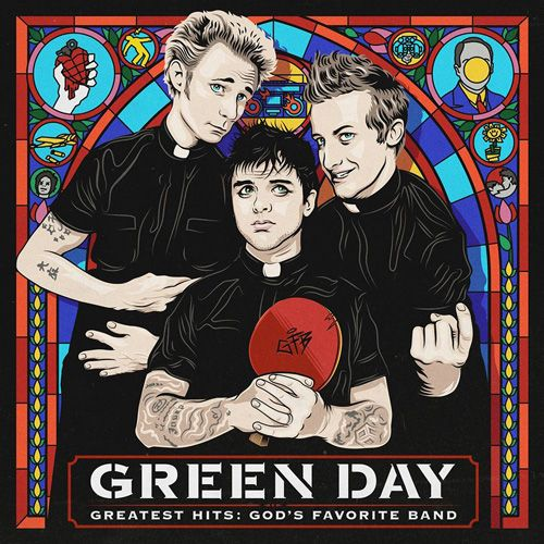 Green-Day-Gods-Favorita-Band-portada
