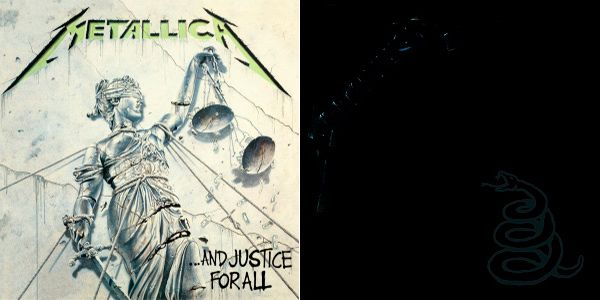 Metallica-Justice-Black-Album