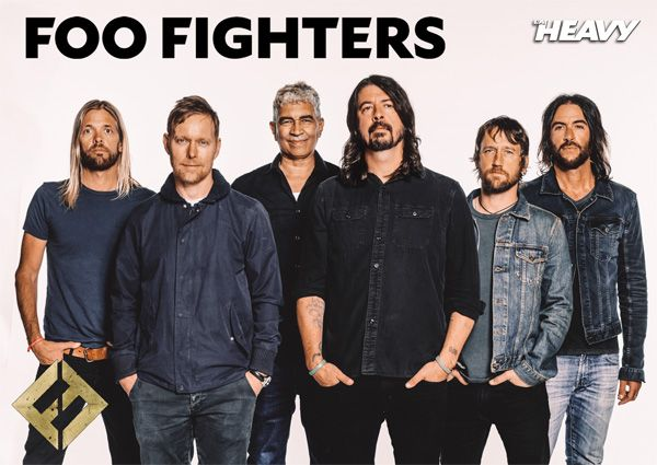 Foo Fighters poster 2017