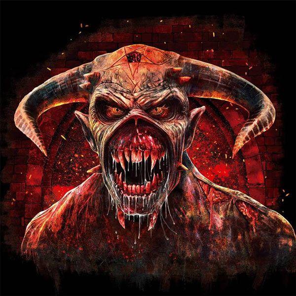 Iron Maiden Eddie