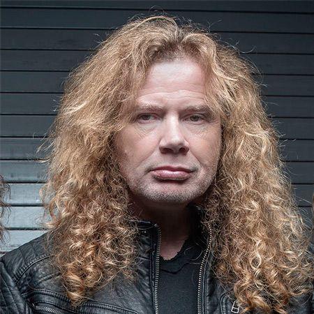 Dave Mustaine reveló que padece cáncer de garganta — Megadeth