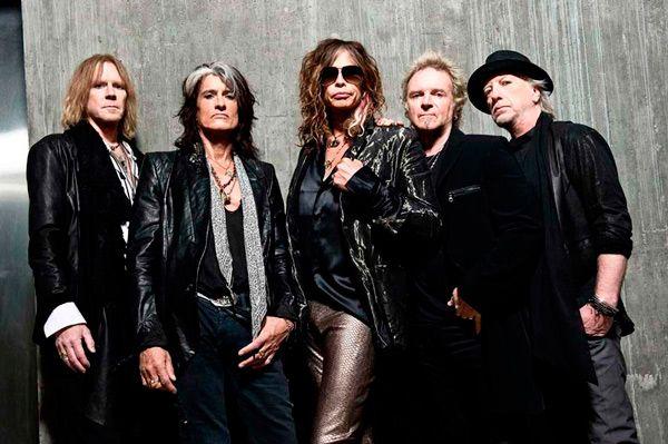 Guardias impiden a baterista de Aerosmith entrar a ensayo