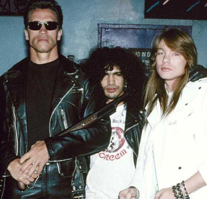 Guns N' Roses no hará una canción para Terminator, pero