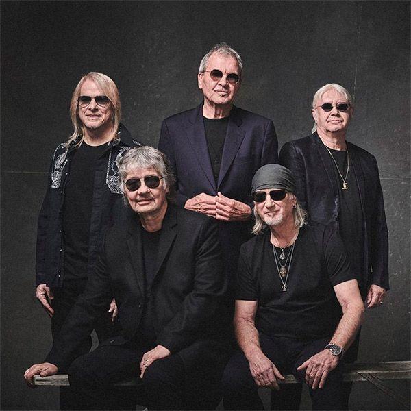 """Deep Purple estrena """"7 and 7 Is"""", primer single de """"Turning to Crime"""", su  nuevo disco - MariskalRock.com"""