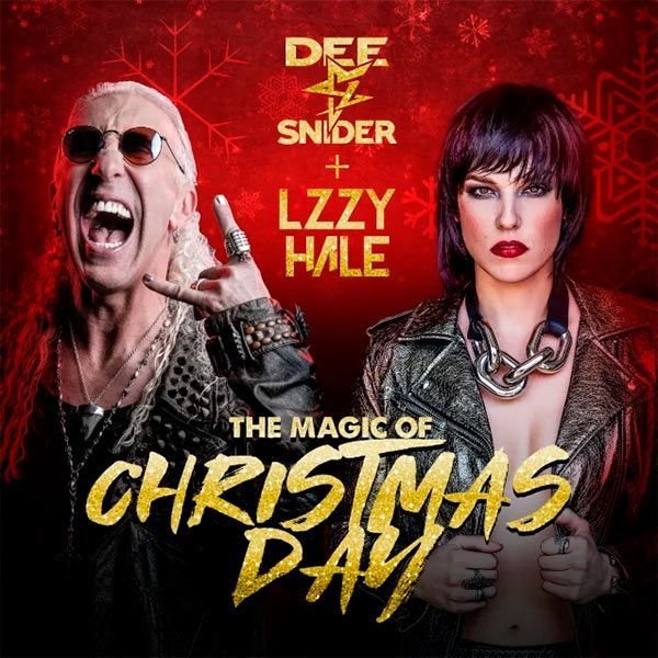 """Dee Snider (Twisted Sister) y Lzzy Hale (Halestorm) unen fuerzas en """"The Magic of Christmas Day ..."""