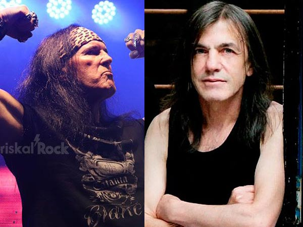 dave evans malcolm young