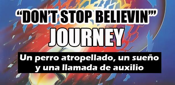 don't stop believin' journey