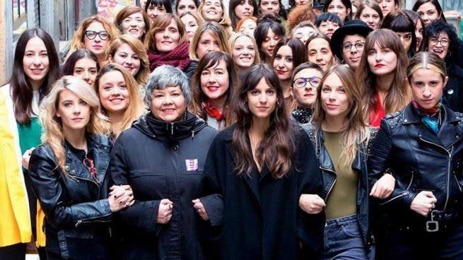 mujeres industria musical estudio de género
