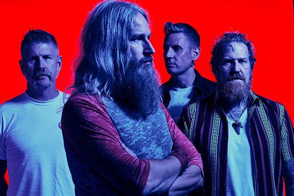 Mastodon anuncia álbum y estrena nueva canción